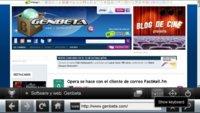 Kylo, navegador web para pantallas grandes