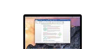 Office para Mac se actualiza con colaboración en tiempo real y más novedades