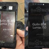 Este es el aspecto que habría tenido el frustrado Lumia 750 si hubiera salido al mercado