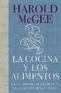 """""""La cocina y los alimentos"""", de Harold McGee, por fin traducido"""