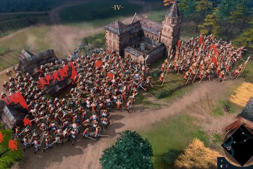 Age of Empires IV es el mejor juego para empezar con la estrategia en tiempo real, o volver tras muchos años de descanso