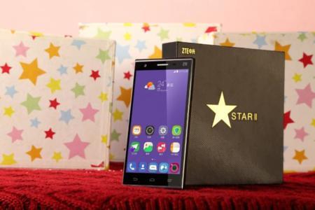 ZTE Star 2, un móvil centrado en controles de voz