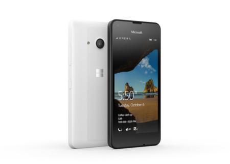 Microsoft Lumia 550, precio y disponibilidad en México