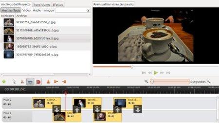 OpenShot tiene nueva versión, la 1.3.0, y es muy buena