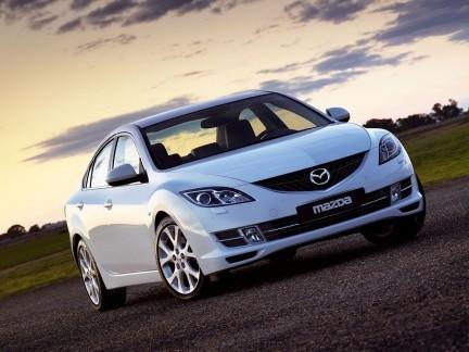 Mazda6, fotos oficiales e información