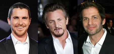 Christian Bale y Sean Penn se unen a 'The Last Photograph', que producirá Zack Snyder