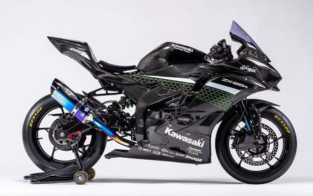 Kawasaki Zx 25r Racer 2021