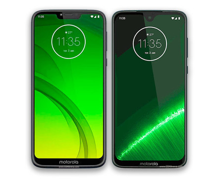 Moto G7 Power G7 Plus