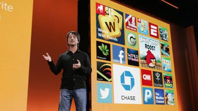 Para Joe Belfiore, la carencia de aplicaciones sigue siendo la asignatura pendiente de Windows Phone