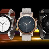 El Moto 360 se renueva por dentro y aprovecha la mítica marca para un reloj inteligente muy conservador