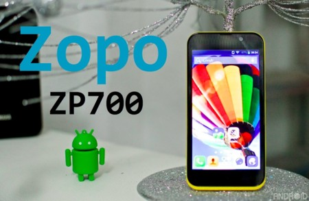 Zopo ZP700, análisis