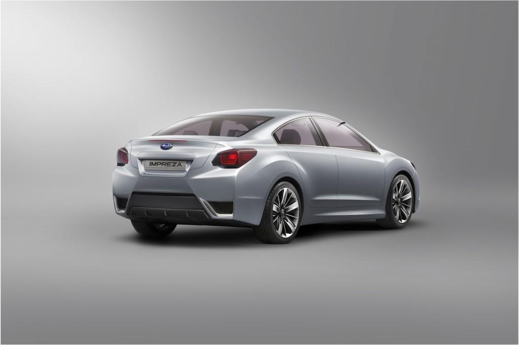Foto de Subaru Impreza Concept  (11/12)