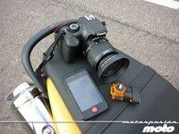 """Gadgets tecnológicos para ir en moto, cámaras, teléfonos y otros """"delicatessen"""" I"""