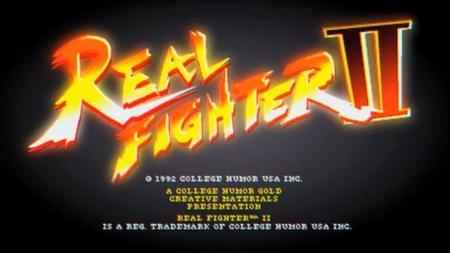 'Real Fighter II', delirante vídeo sobre la versión más realista del mítico 'Street Fighter II'