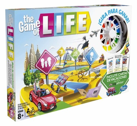 The Game Of Life De Hasbro