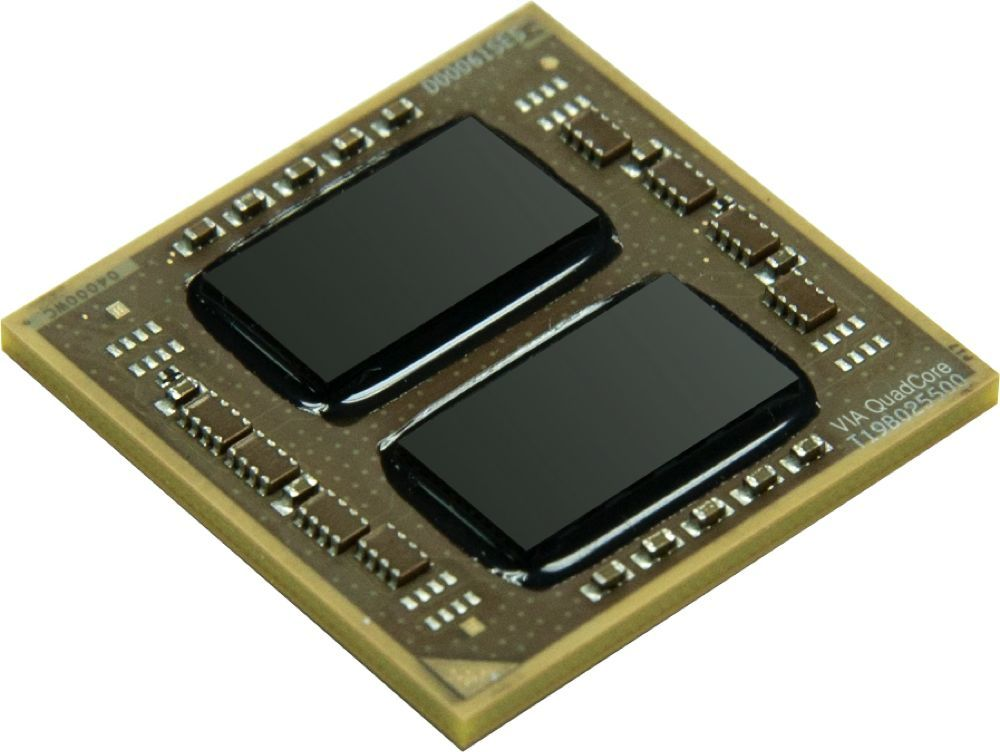 Foto de VIA Nano Quad Core (1/4)