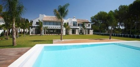 Una villa en Guadalmina, un verano al...golf
