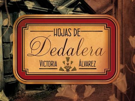 'Hojas de dedalera' de Victoria Álvarez