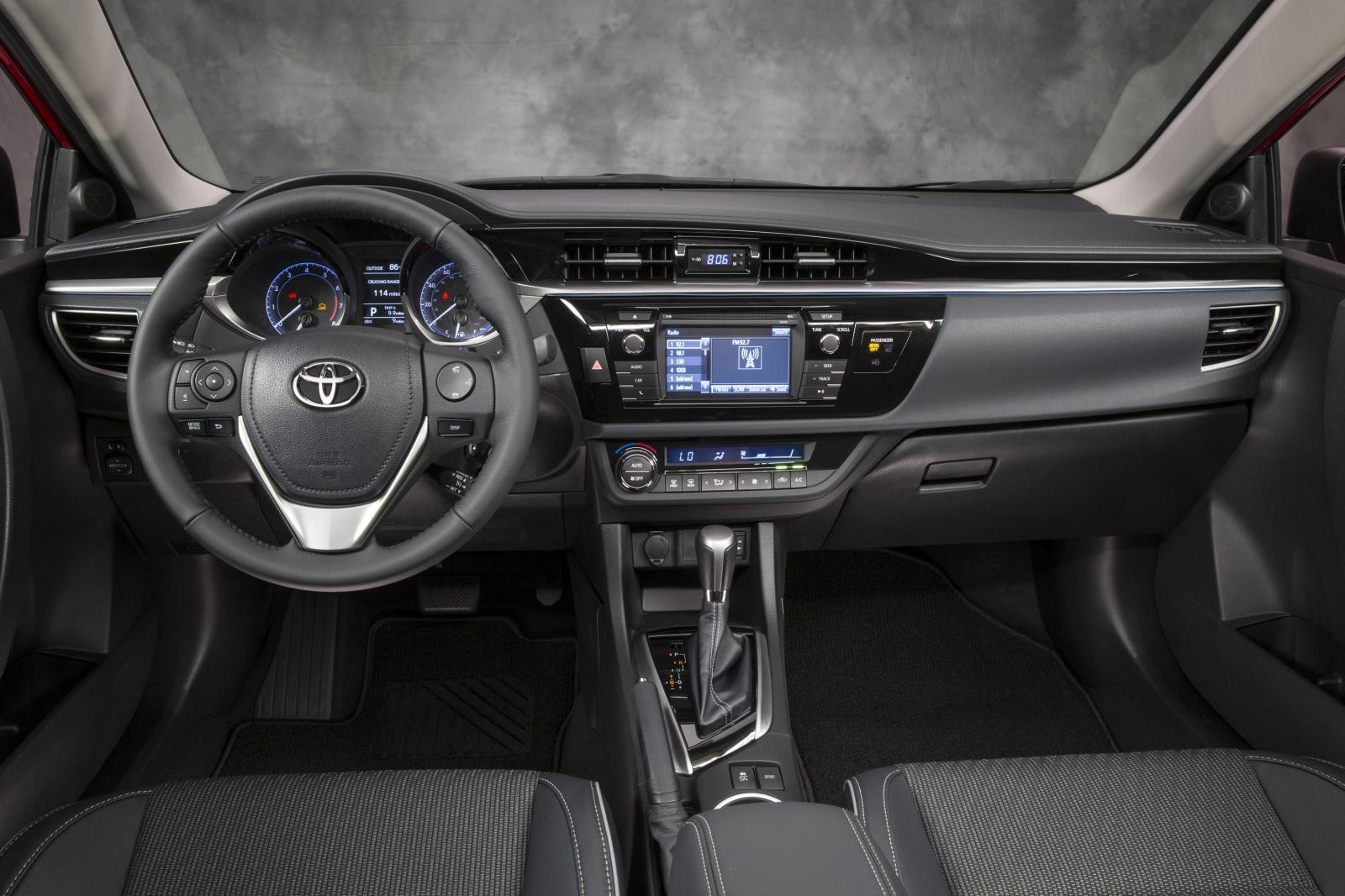 Foto de 2014 Toyota Corolla (10/22)