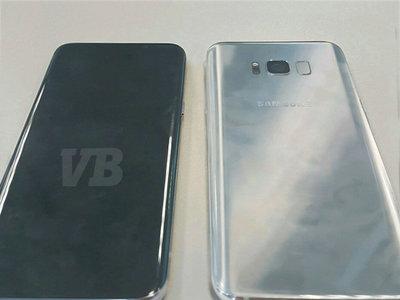 Se filtran TODOS los detalles del Galaxy S8 y una imagen donde luce en todo su esplendor