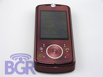 Motorola Z9 en camino