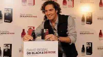 Las nuevas fragancias de David Bisbal: DB Black y DB Rose