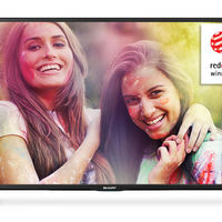 Televisor 4K Sharp 55CUF8462-F de 55 pulgadas por 499,90 euros en Fnac