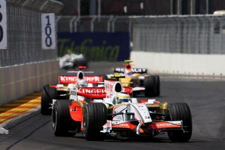 En Canadá, Force India arribará a 100 Grandes Premios disputados