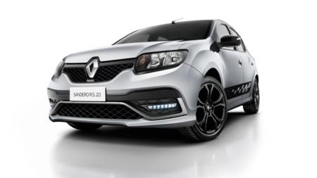 Renault Sandero R.S.: Precios, versiones y equipamiento en México