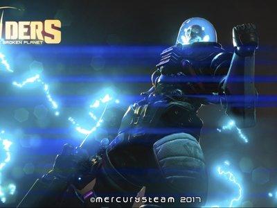 El malvado Dr. Kuzzman se une a Raiders of the Broken Planet como nuevo personaje