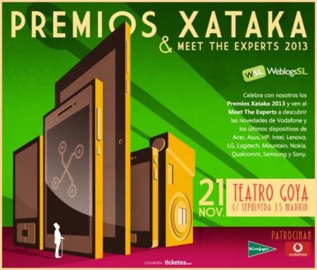 No olvides tu voto para los Premios Xataka 2013