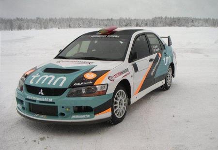 Armindo Araujo competirá en el WRC con un Mini