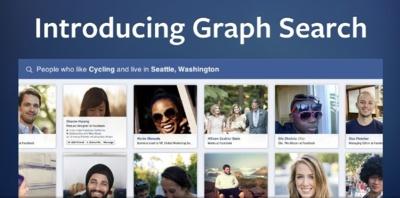 Facebook presenta Graph Search, con el que buscaremos cualquier tipo de información o conexión dentro de la red social