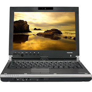 Toshiba Portégé M700, Tablet PC con pantalla iluminada por LEDs