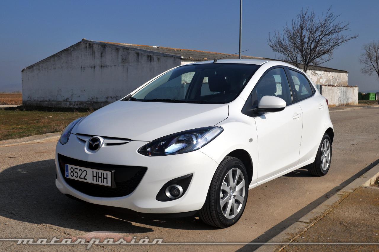 Foto de Mazda2 2011 (Prueba) (26/58)