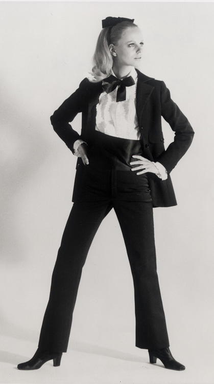 Yves Saint Laurent 1966