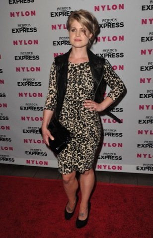 Kelly Osbourne, fiesta Nylon