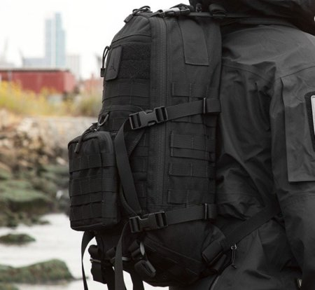 FAST Pack Litespeed de TAD, una mochila compacta y resistente