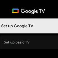 """Google TV en televisores tendrá un modo básico que hace """"tonta"""" a la Smart TV"""