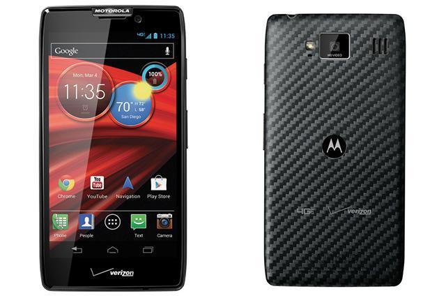 Motorola Razr Maxx HD