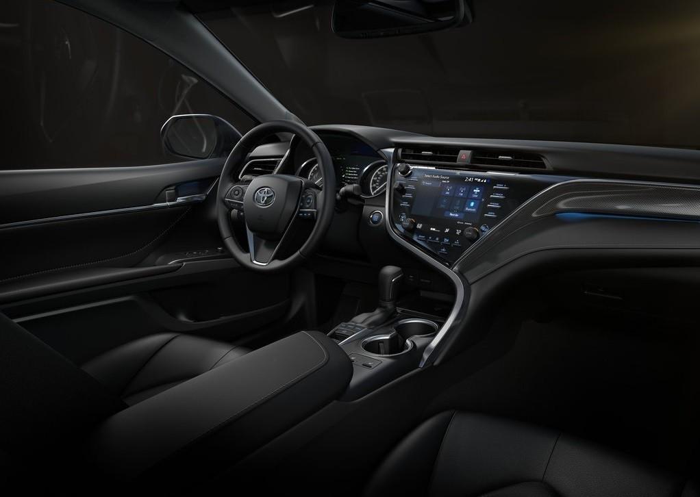 Nuevo Toyota Camry 2018