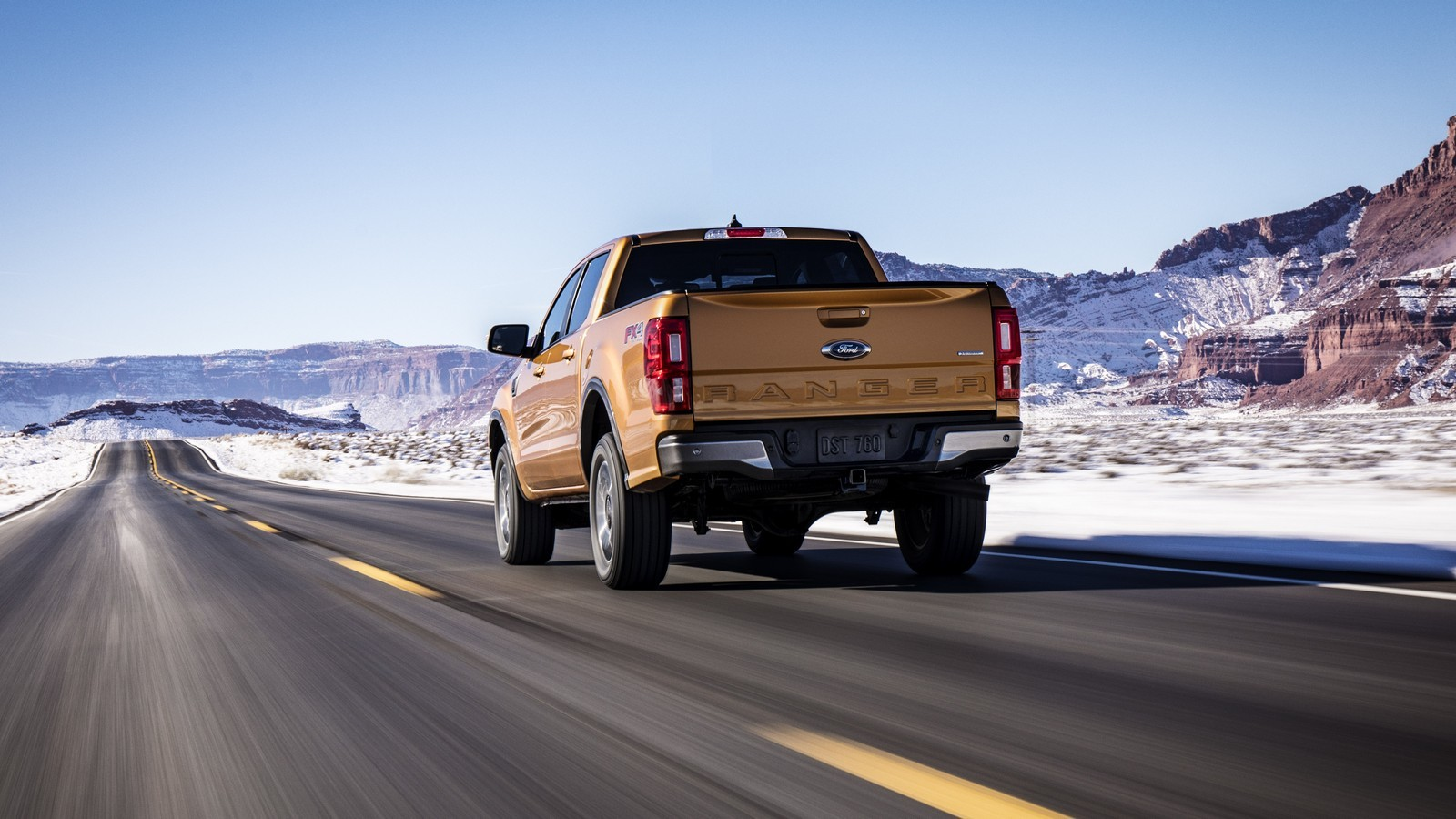 Foto de Ford Ranger 2019 (6/20)
