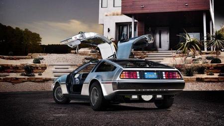 DeLorean eléctrico para 2013