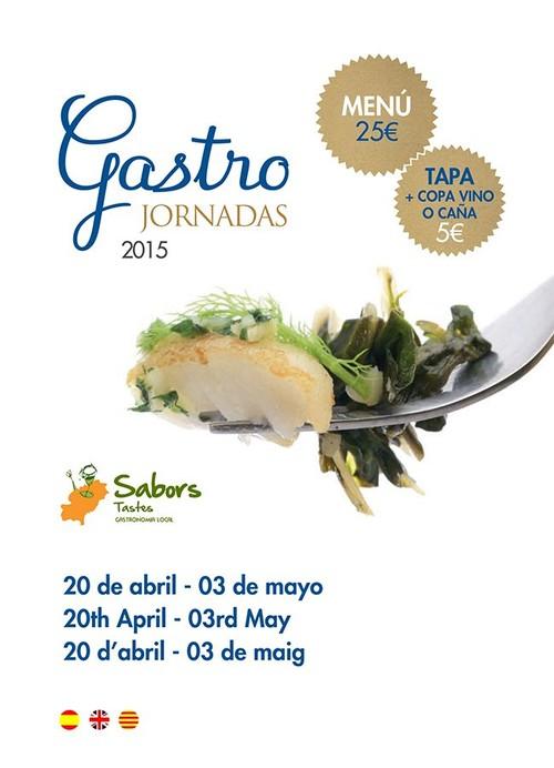 Probamos los menús de cinco restaurantes participantes en las #GastroJornadas2015 de Ibiza