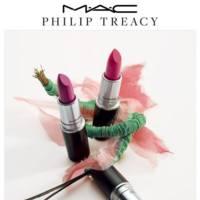 MAC y Philip Treacy lanzan su nueva colección de maquillaje, ¡la primavera ya llegó, ya llegó!