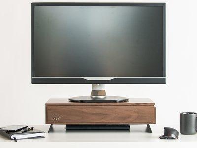 ¿Un ordenador de madera? El Volta V presume de ello gracias a la refrigeración líquida