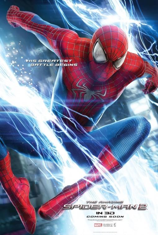 Foto de 'The Amazing Spider-Man 2: El poder de Electro', carteles (6/15)