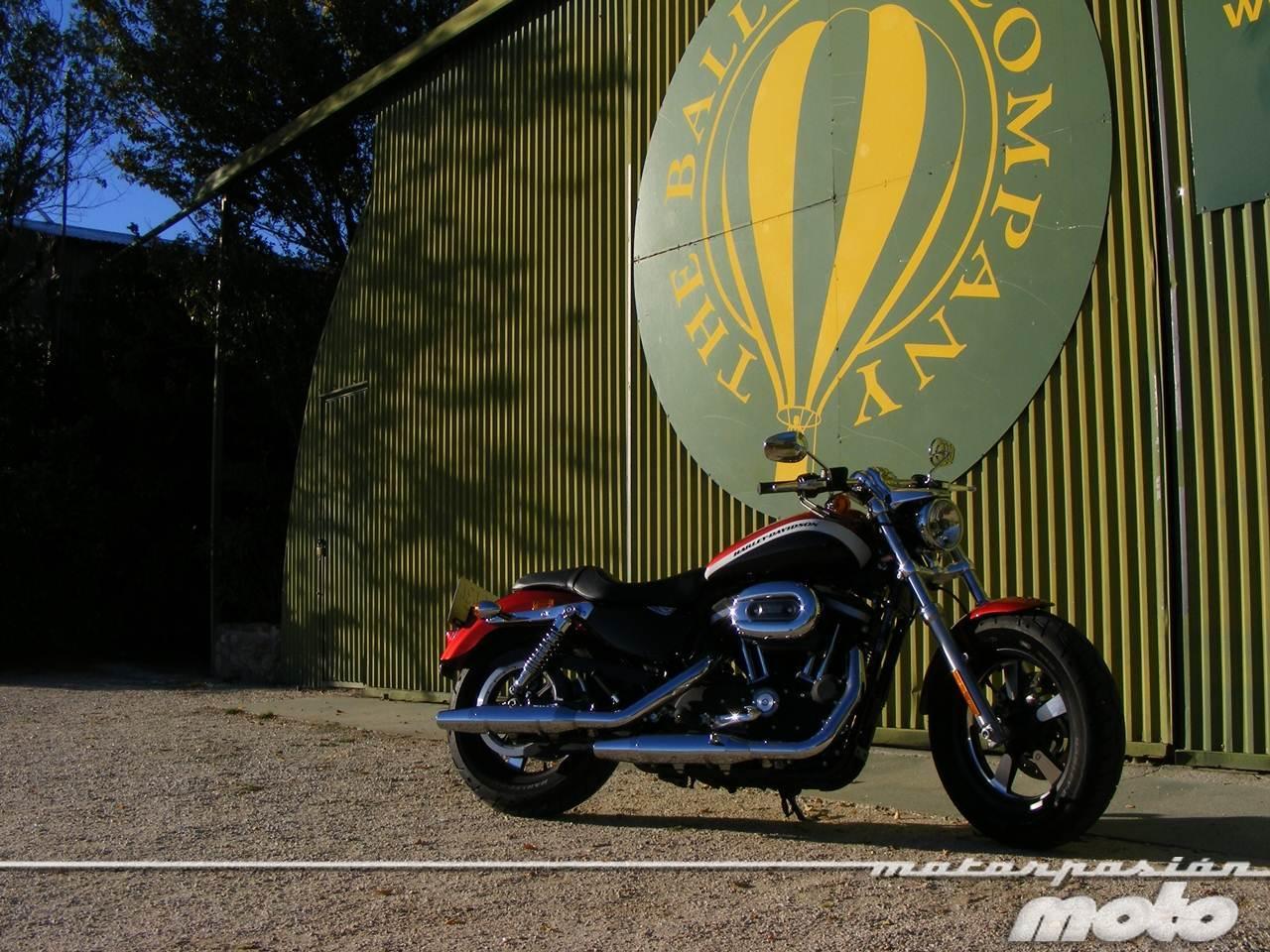 Foto de Harley-Davidson XR 1200CA Custom Limited (14/65)