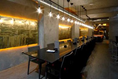 La Sede: café-restaurante rodeado de arte