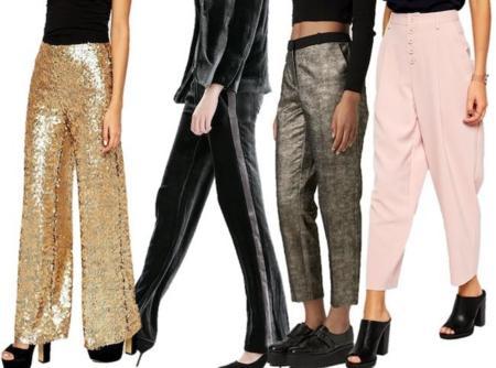 Pantalones Navidad 2014